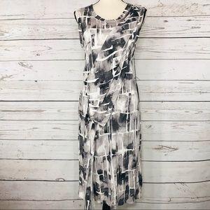 Simply Vera Wang Dress Sleeveless Stretch Sheath